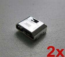 2X Micro USB Charging Charger Sync Port For Samsung Galaxy Mega 2 SM-G750A USA