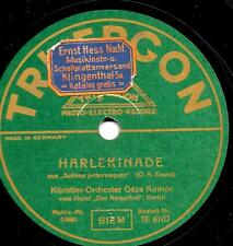 Hotel Kaiserhof Berlin  - Geza Komor Orchester : Harlekinade + Sizilietta