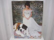 Norah Jones The Fall Piano Vocal Guitar Sheet Music Song Book Songbook