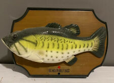 '98 Singing Big Mouth Billy Bass Take me To the River & Don't Worry Be Happy