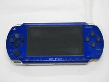 F584 Sony PSP 1000 console Blue Handheld system Japan fnx