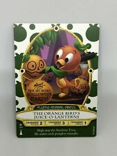 2018 Orange Bird Disney Halloween Sorcerers Magic Kingdom SOTMK Card MNSSHP
