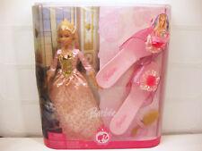 Barbie M8466 - Prinzessin Anneliese / Special Edition + Schuhe 2007 /sehr selten