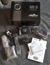 Olympus OM-D E-M10 Mark III Mirrorless Camera with Zuiko 14-42mm EZ Lens