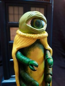 Doctor Who Custom Figure Alpha Centuri Monster of Pleadon 3rd Doctor Jon Pertwee