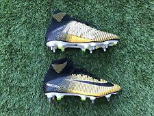 Nike Mercurial Vapor Superfly V SG Pro Elite Football Boots. Size 8 UK.