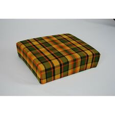 T2 Westfalia Yellow Plaid Late Bay Buddy Seat Cover same as original C9438Y