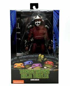 NECA Teenage Mutant Ninja Turtles 1990 Movie - Shredder Action Figure IN STOCK