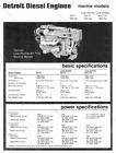 Detroit Diesel 8V71TTI 7082-3300 7082-7000 Marine Diesel Engine 2.0:1 Gear PAIR