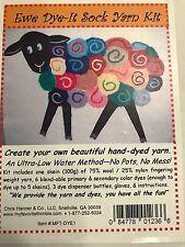 Ewe Dye-It Sock Yarn Kit