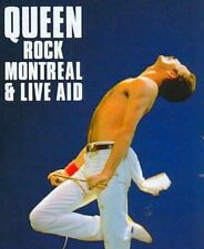 Queen Rock Montreal and Live Aid Blu-ray 1985 US IMPORT 2007