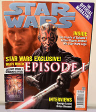 May Interview Film & TV Magazines