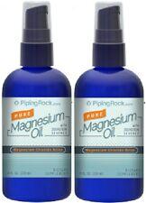 PURE MAGNESIUM OIL - DIETARY SUPPLEMENT - 2 SPRAY BOTTLES x 16 FL OZ LOT