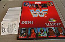 WWF 1992-Merlin-Full Set der Aufkleber (300/300) + EMPTY ALBUM