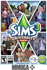 The Sims 3: Vita Universita University Life - PC EA Origin Espansione DLC - IT