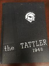 1948 Conneaut High School Ohio Yearbook, the Tattler