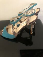 LK Bennett Stilletto Size 4. Reduced - Leather sole faded in storage .