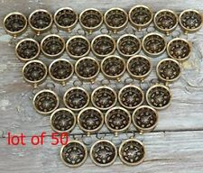 Necklace Style Lot of 50 Antiqued Brass Working Compass 37 Mm-Nautical Gift