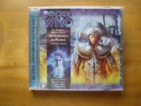 Doctor Who Vengeance of Morbius, 2008 Big Finish audio book CD *SEALED*