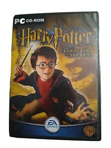 Harry Potter And The Chamber Of Secrets PC Game PC 2002 CD ROM Brand New Sealed