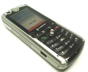 MOTOROLA E770V MOBILE PHONE UNLOCKED WORKING CONDITION