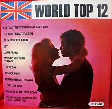 WORLD TOP 12 Vol 046 Flag RECORDS. LP. 1974. Sound like Covers