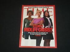 2005 MAY 16 TIME MAGAZINE - A FEMALE MIDLIFE CRISIS? - T 3219