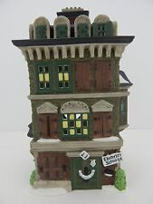 Dept 56 Dickens Village The Flat Ebeneezer Scrooge #58875 Never Displayed