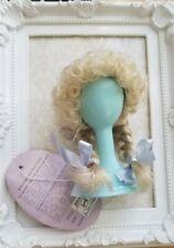 Vintage Playhouse Doll Wig Jennifer style Pale Blonde size 5-6 New w/ Tagged