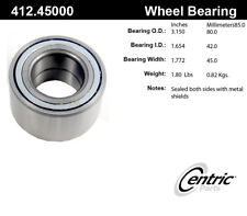 Wheel Bearing-AWD Front,Rear Centric 412.45000E