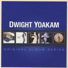 Original Album Series (5 CD Box-Set) von Dwight Yoakam (2012)