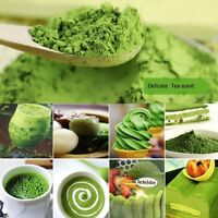 100g gesundes organisches Matcha grüner Tee pulverisierte natürliches Puder