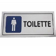 Easly accessed toilette sign 150x150mm Cartello TOILETTE DIVERSAMENTE ABILI