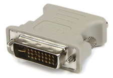 Startech DVI-I 24+5 Pin Male To 15 Pin VGA Female Adapter Convertor