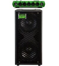 Trace Elliot 200w Elf Bass Head 2 X 8 400w CAB Bundle