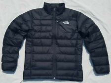 The North Face Men's Aconcagua Down Puffy Puffer Jacket TNF Black M Medium Nice
