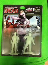 SDCC 2014 THE WALKING DEAD SKYBOUND ANDREA GLOW IN THE DARK GID 500 MADE! RARE *