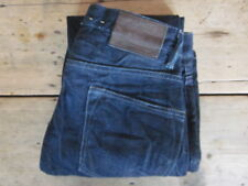"ALLSAINTS JEANS ""WORTHING SAILOR"" (28x32) JAPANESE SELVEDGE STANDARD-FIT SELVAGE"