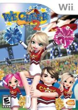 We Cheer 2 (Nintendo Wii, 2009)*Without Manual*
