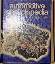 AUTOMOTIVE ENCYCLOPEDIA: FUNDAMENTAL PRINCIPLES, OPERATION, CONSTRUCTION- - GOOD