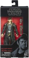 Star Wars The Black Series DJ (Canto Bight) Collectible Figure New
