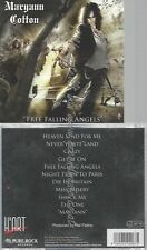 CD--MARYANN COTTON--FREE FALLING ANGELS