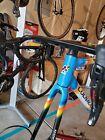 Colnago C64 mapei  Campagnolo Super Record  complete bike w/campagnolo wto 45