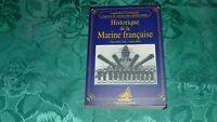 MILITARIA BATEAUX GUERRE WWII / HISTORIQUE MARINE FRANCAISE NOV 1942 AOUT 1945