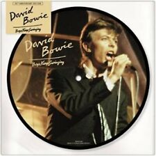 "David Bowie Boys Keep Swinging 40th Anniversary Picture Disc Vinyl 7"" Record"