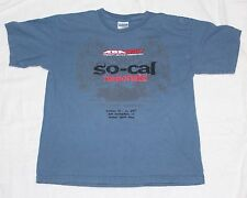 Youth Med ABA BMX 2007 S0-Cal National Blue Short-Sleeve T-Shirt (Preowned)