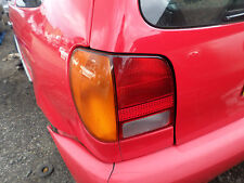 GENUINE MK3 1994 - 1999 VW POLO NSR PASSENGER REAR LIGHT 3 DOOR