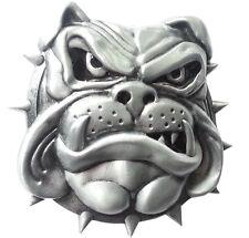 Gürtelschnalle Bulldogge