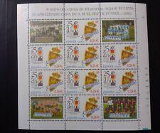 SELLOS ESPAÑA MNH 2001 MINIPLIEGO 75 XXV COPA REY FÚTBOL