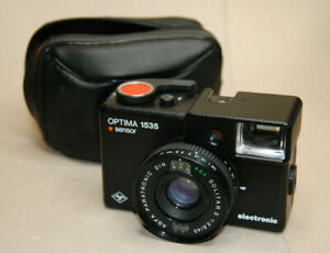 Agfa Optima 1535 sensor electronic voll funktionstüchtig ..Made in Germany